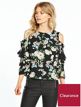 v-by-very-petite-printed-woven-blouse