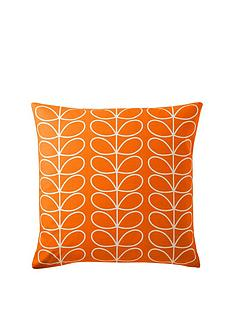 orla-kiely-small-linear-stem-reversible-cushion-persimmon