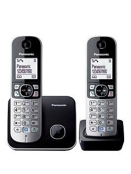 panasonic-kx-tg6812eb-digital-cordless-phone-twin-handset