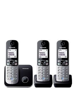 panasonic-kx-tg6813eb-digital-cordless-phone-triple-handset