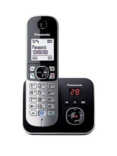 panasonic-kx-tg6821eb-cordless-dect-phone-with-answering-machine-single