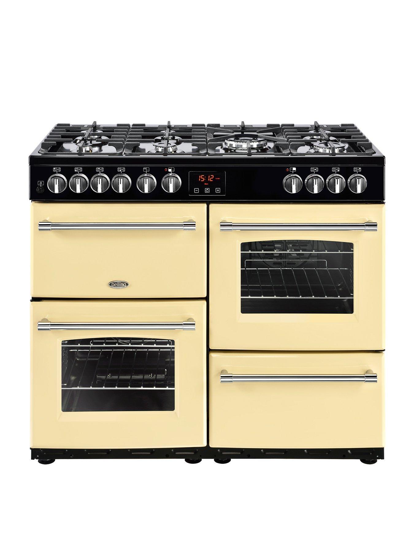 KGA-SUPPLIES BELLING Small Adjustable Extendable Chrome Range Mini Oven Cooker Shelf Rack