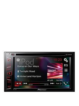 pioneer-avh-290bt-double-din-62quot-touchscreen-cddvd-tuner-with-bluetooth-usb-aux-in-video-out-and-ipod-direct-control
