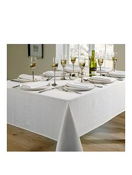linen-look-8-place-setting-tablecloth-and-napkin-set-ndash-white
