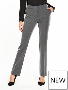 v-by-very-the-belted-slim-leg-trouser-grey-marl