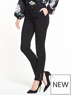 v-by-very-twill-button-detail-trouser