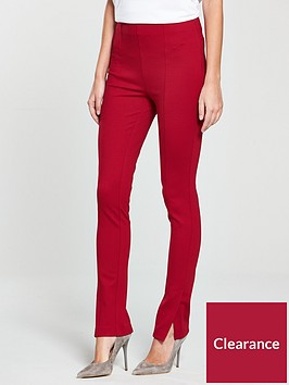 v-by-very-side-split-slim-leg-trouser