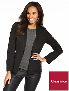 v-by-very-jersey-blazer-black