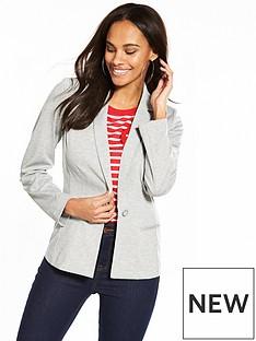 v-by-very-jersey-blazer-grey-marl