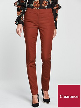 v-by-very-cotton-sateen-trouser-rust