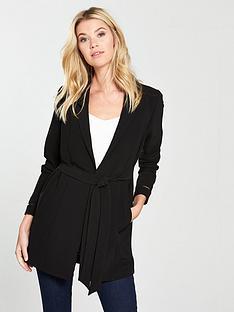 v-by-very-longline-belted-jacket-black