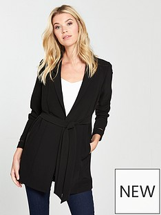 v-by-very-longline-belted-jacket-black