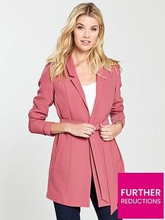 v-by-very-longline-belted-jacket-berry-rose