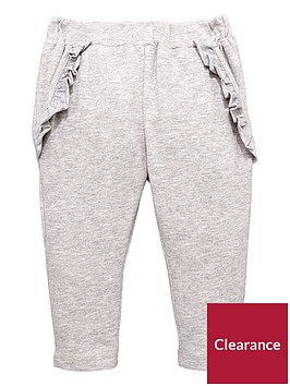 mini-v-by-very-girls-lurex-ruffle-jogger-grey