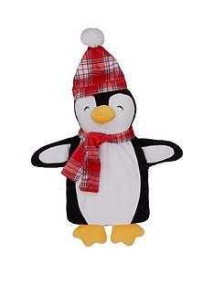 penguin-hot-water-bottle