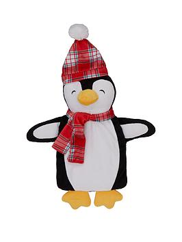 penguin-hot-water-bottle