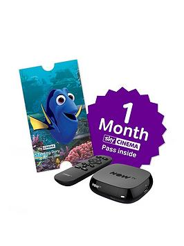 Image of Now Tv Box + 1 Month Cinema Pass + Sky Store Voucher