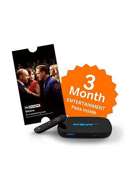 Image of Now Tv Now Tv Smart Box + 3 Month Entertainment Pass + Sky Store Voucher