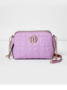 river-island-pink-quilted-cross-body-bag