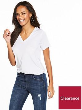v-by-very-v-neck-cupro-t-shirt