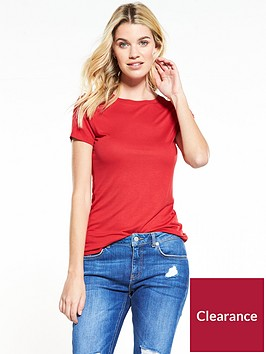 v-by-very-premium-t-shirt-red