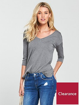 v-by-very-cross-back-oversized-t-shirtnbsp--grey-marl