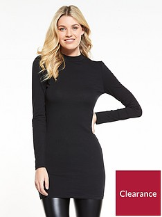 v-by-very-turtle-neck-tunic-black