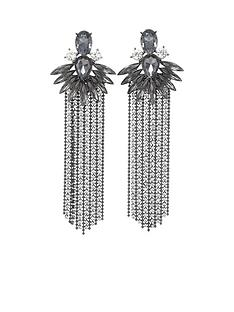 river-island-gothic-tassel-earrings