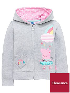peppa-pig-rainbow-zip-through-hoodie
