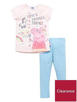 peppa-pig-peppa-pig-magical-printed-tee-and-legging-set