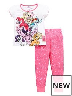 my-little-pony-my-little-pony-girls-short-sleeve-pyjamas