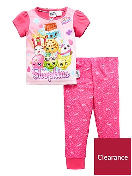 shopkins-girls-short-sleeve-pyjamas