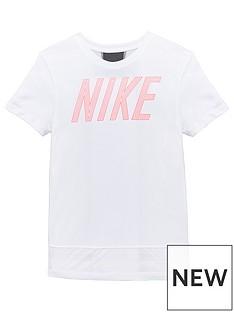 nike-older-girl-logo-dry-top