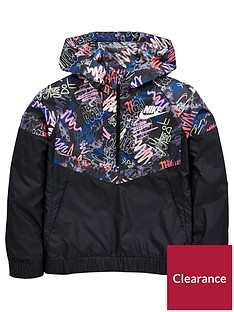 nike-nike-older-girl-scribble-print-windrunner-jacket