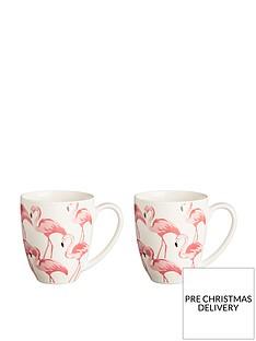 price-kensington-pink-flamingo-mugs-ndash-set-of-2