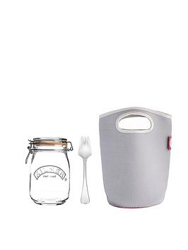 kilner-make-and-take-1-litre-jar-set