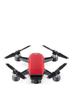 dji-spark-fly-more-combo-lava-red