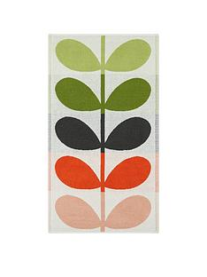 orla-kiely-house-large-stem-extra-large-bath-sheet-ndash-tomato
