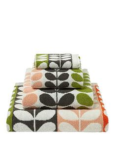 orla-kiely-house-multi-stem-pack-of-2-face-cloths-ndash-classic