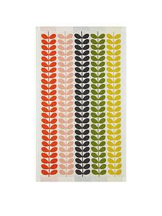 orla-kiely-house-multi-stem-pack-of-2-bath-towels-ndash-classic