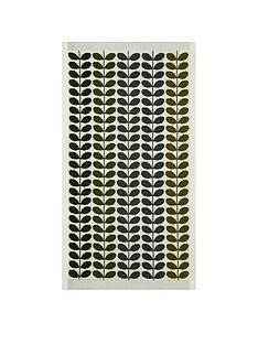 orla-kiely-house-multi-stem-pack-of-2-hand-towels-ndash-moss