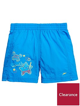 speedo-younger-boys-sea-squad-11-inch-watershort