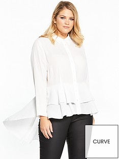 v-by-very-curve-dipped-hem-blouse-ivorynbsp