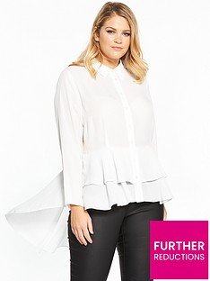 v-by-very-curve-dipped-hem-blouse-ivorynbsp