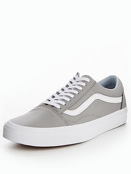 vans-old-skool-leather-greynbsp