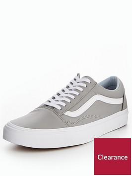 vans-old-skool-leather-greynbsp