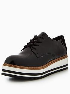 v-by-very-indigo-chunky-sole-lace-up-brogue-black