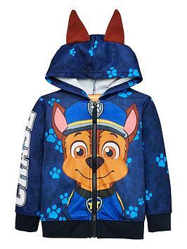 paw-patrol-paw-patrol-chase-dress-up-zip-through-hoodie