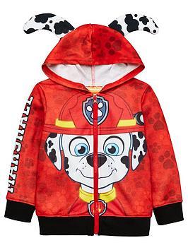 paw-patrol-paw-patrol-marshall-dress-up-zip-through-hoodie