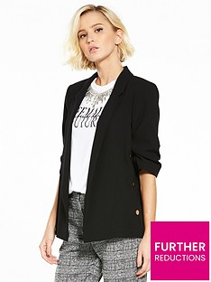 river-island-black-blazer